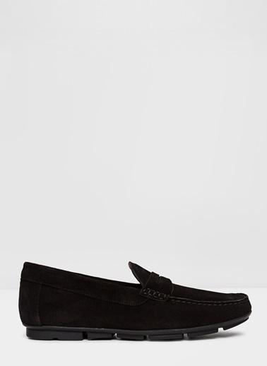 Aldo Nyima-Tr - Siyah Erkek Loafer Siyah